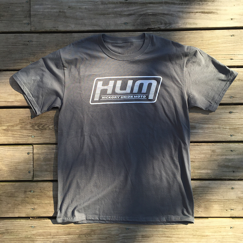 1 Color HUM original tee